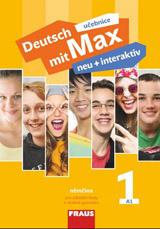 Deutsch mit Max neu + interaktiv 1 Uèebnice