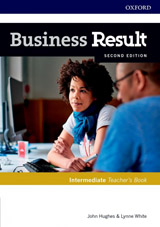 Business Result (2nd Edition) Intermediate Teacher´s Book with DVD