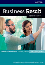 Business Result (2nd Edition) Upper-Intermediate Student´s Book with Online Practice