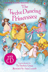 Young Reading Series 1 The Twelve Dancing Princesses + CD