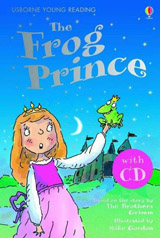 Young Reading Series 1 The Frog Prince + CD