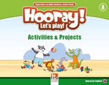 HOORAY, LET´S PLAY! A Activities & Projects book