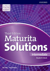 Maturita Solutions 3rd Edition Intermediate Student´s Book Czech Edition