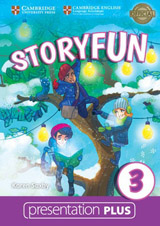 Storyfun for Movers Level 3 Presentation Plus DVD-ROM