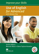 Improve Your Skills for Advanced Use of English Student´s Book with Key & Macmillan Practice Online