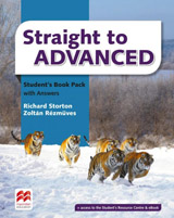Straight to Advanced Student´s Book Pack with Key