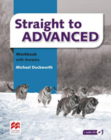 Straight to Advanced Workbook with Key