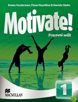 Motivate 1 Workbook Pack CZECH