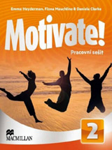 Motivate 2 Workbook Pack CZECH