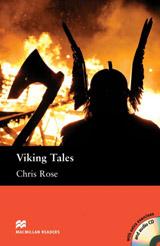 Macmillan Readers Elementary Viking Tales + CD