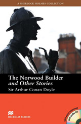 Macmillan Readers Intermediate Norwood Builder and Other Stories with Audio CD