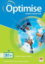 Optimise B1+ (Intermediate) Student´s Book Pack