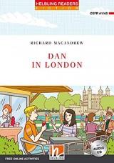 HELBLING READERS Red Series Level 2 Dan in London + Audio CD