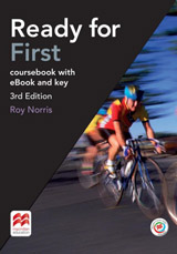 Ready for First (3rd Edition) Student´s Book with Key & Macmillan Practice Online, Online Audio & eBook