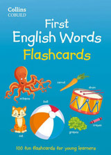 Collins First English Words Flashcards