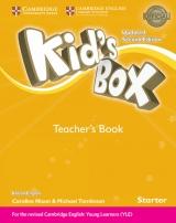 Kid´s Box updated Second edition Starter Teacher´s Book