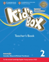 Kid´s Box updated second edition 2 Teacher´s Book