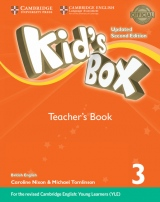 Kid´s Box updated second edition 3 Teacher´s Book