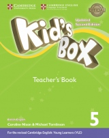 Kid´s Box updated second edition 5 Teacher´s Book