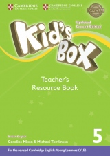 Kid´s Box updated second edition 5 Teacher´s Resource Book with Audio Download