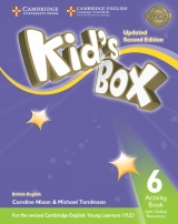 Kid´s Box updated second edition 6 Activity Book with Online Resources
