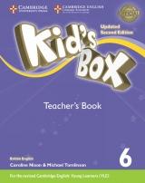 Kid´s Box updated second edition 6 Teacher´s Book