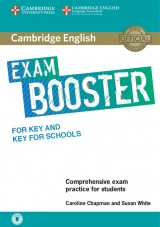Cambridge English Exam Booster for Key and Key for Schools without Answer Key with downloadable Audio