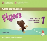 Cambridge English Young Learners 1 for revised exam from 2018 Flyers Audio CD