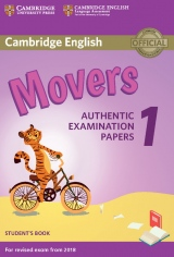 Cambridge English Young Learners 1 for revised exam from 2018 Movers Student´s Book