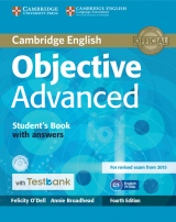 Objective Advanced Student´s Book with Answers + CD-ROM + Testbank