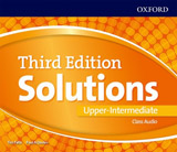 Maturita Solutions 3rd Edition Upper-Intermediate Class Audio CDs