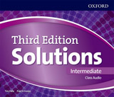 Maturita Solutions 3rd Edition Intermediate Class Audio CDs