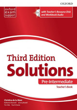 Maturita Solutions 3rd Edition Pre-Intermediate Teacher´s Pack