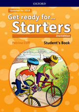 Get Ready for Starters 2nd edition Student´s Book with Audio