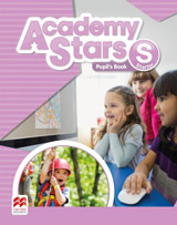 Academy Stars Starter Pupil´s Book Pack without Alphabet Book
