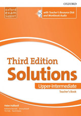 Maturita Solutions 3rd Edition Upper-intermediate Teacher´s book