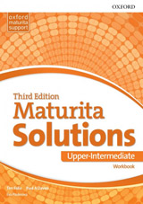 Maturita Solutions 3rd Edition Upper-intermediate Workbook Czech Edition