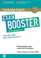 Cambridge English Exam Booster for Key and Key for Schools with Answer Key with downloadable Audio