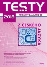 Testy 2018 z èeského jazyka pro žáky 5. a 7. tøíd