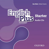 English Plus (2nd Edition) Starter Class Audio CDs (3)