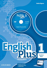 English Plus (2nd Edition) Level 1 Teacher´s Book with Teacher´s Resource Disc and access to Practice Kit