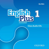 English Plus (2nd Edition) Level 1 Class Audio CDs (3)