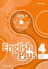 English Plus (2nd Edition) Level 4 Teacher´s Book with Teacher´s Resource Disc and access to Practice Kit