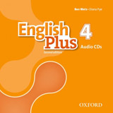 English Plus (2nd Edition) Level 4 Class Audio CDs (3)