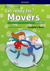 Get Ready for Movers 2nd edition Student´s Book with Audio