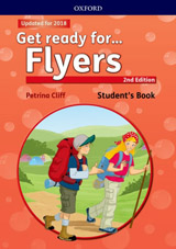 Get Ready for Flyers 2nd edition Student´s Book with Audio