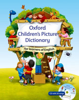 Oxford Children´s Picture Dictionary Paperback. Second Edition