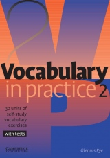Vocabulary in Practice Level 2 Elementary