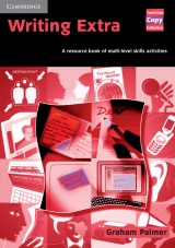 Writing Extra Book