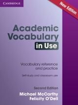 kniha zam��en� na procvi�ov�n� slovn� z�soby na akademick� �rovni, kniha obsahuje spr�vn� �e�en�